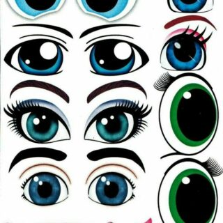 Для створення різних поробок очі