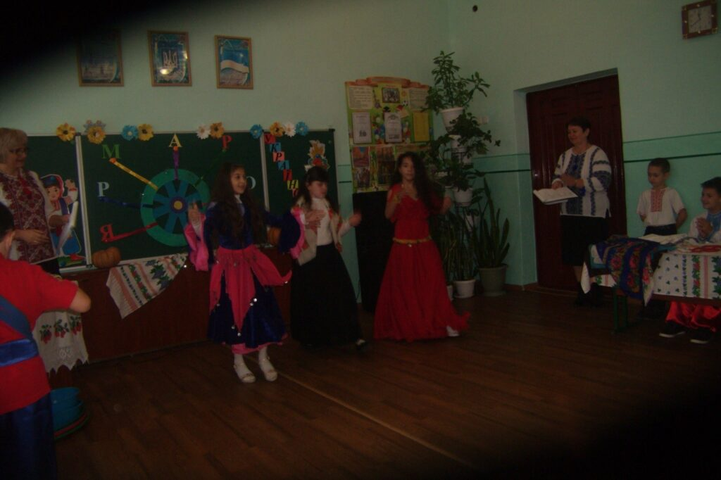 Циганський танок