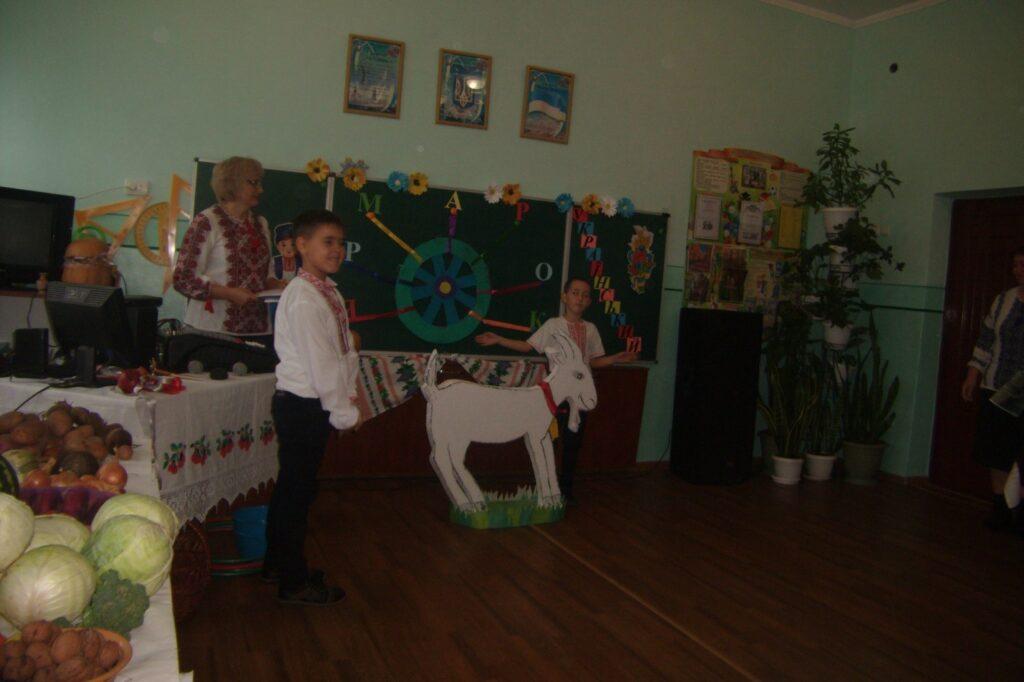 Продаж кози