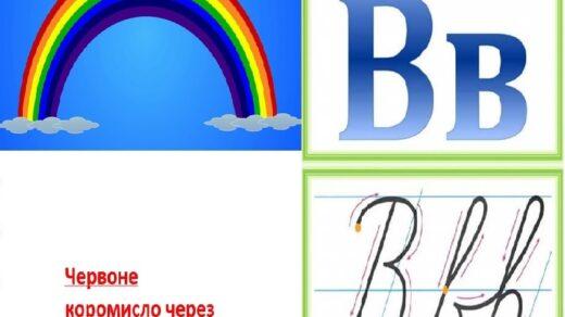 Алфавіт для молодших класів (презентація).